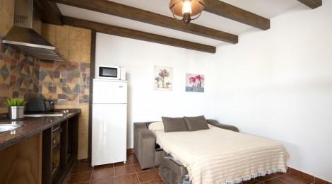 Apartamento 4 Personas (Cama de Matrimonio y Sofá Cama)
